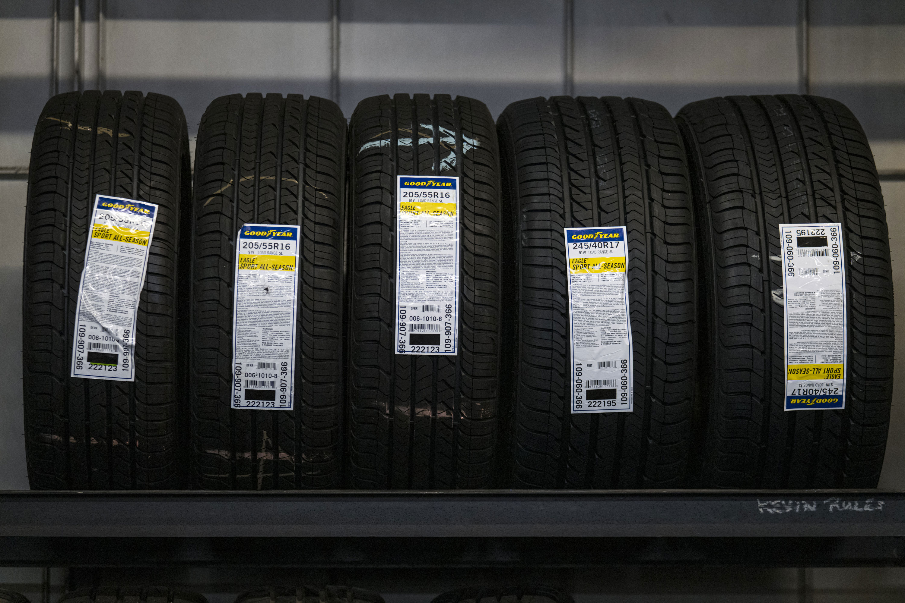 Goodyear is going big in China with $2.8 billion takeover of Cooper