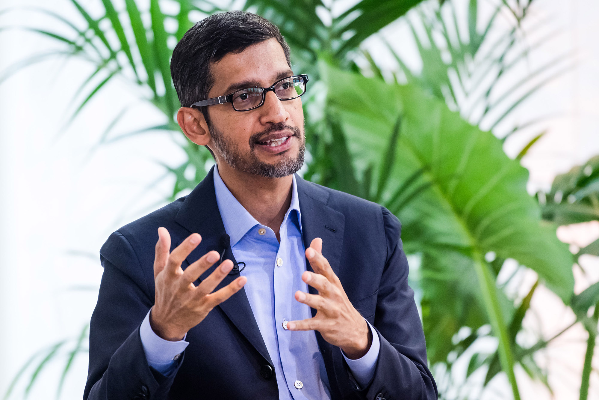 Google CEO to meet with Black college leaders following racism allegations