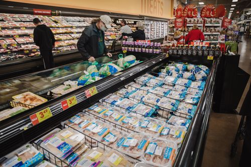 Image for Grocery Stores' Pandemic Boom is Over
