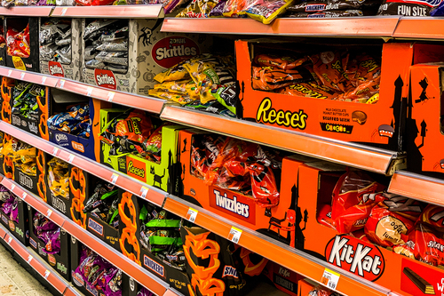 Image for Trick-or-treating is in doubt this year, so Halloween candy is coming early
