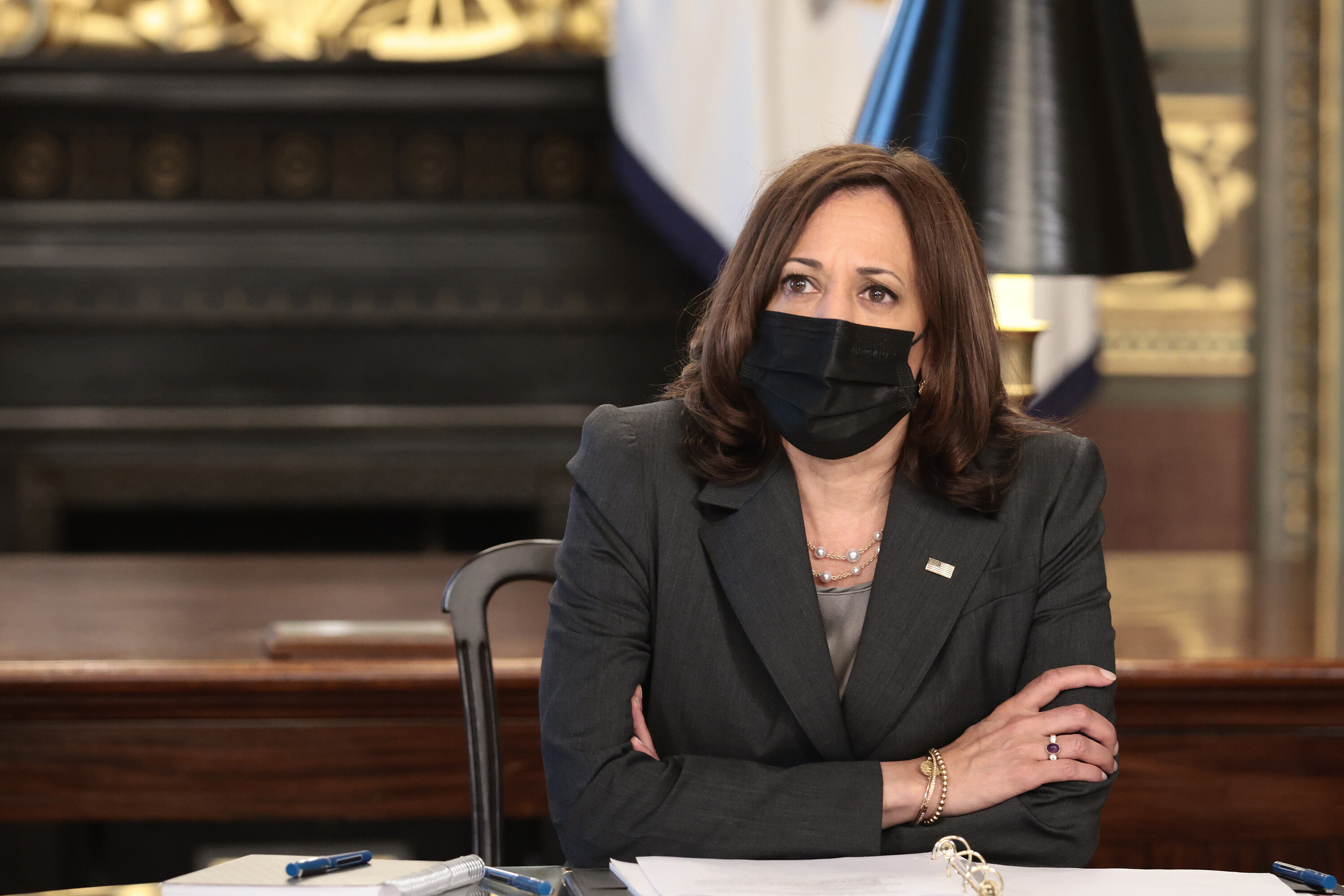Kamala Harris' office frustrated with 'The View' after last week's Covid fiasco, sources say