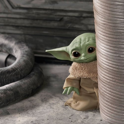 Image for Hasbro rolls out official Baby Yoda toys