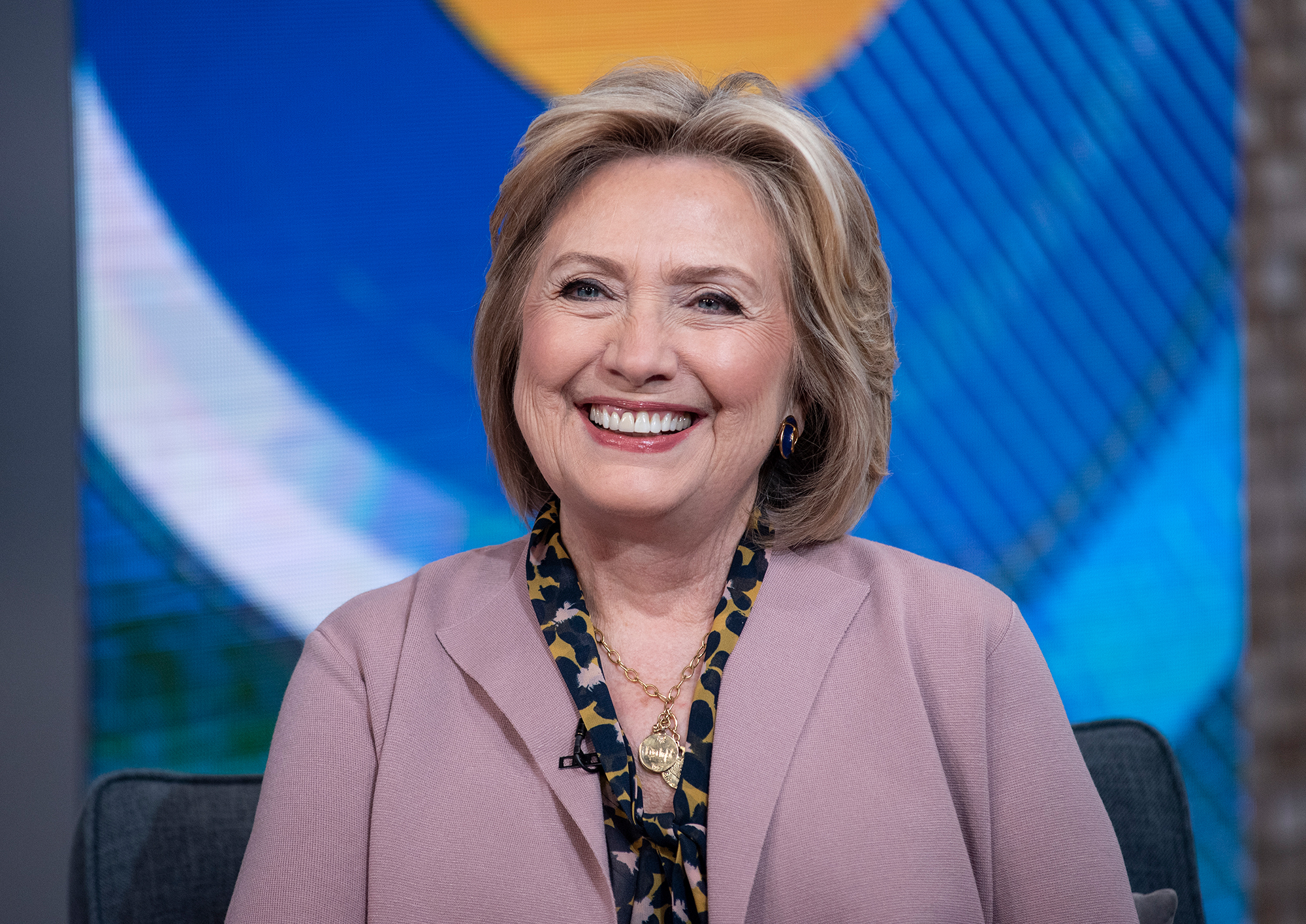 Hillary Clinton is co-writing a political thriller