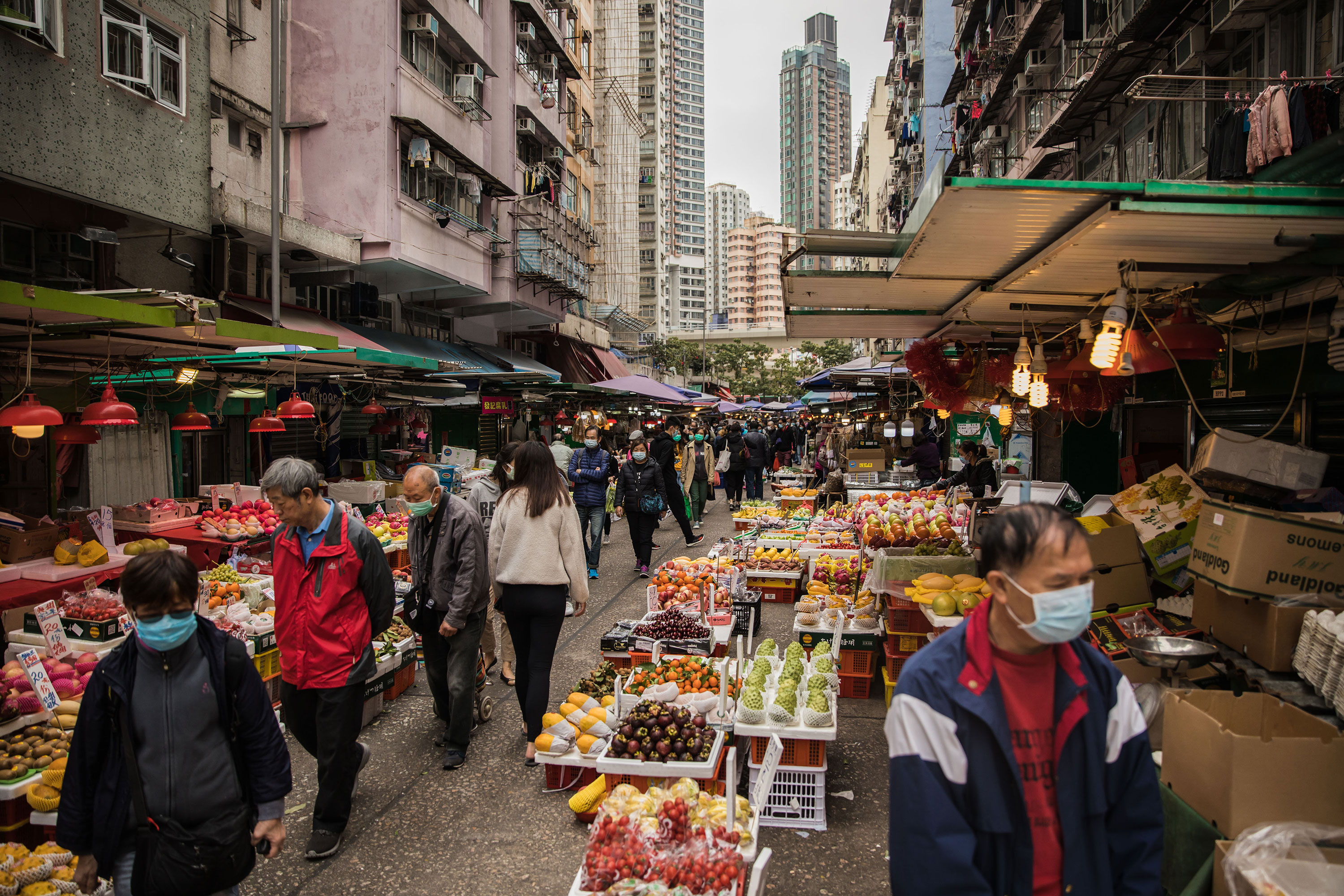 Hong Kong is giving 7 million people $1,200 in cash to boost its recession-hit economy