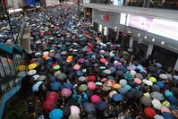 'Big 4' accounting firms are on the defensive over Hong Kong protests