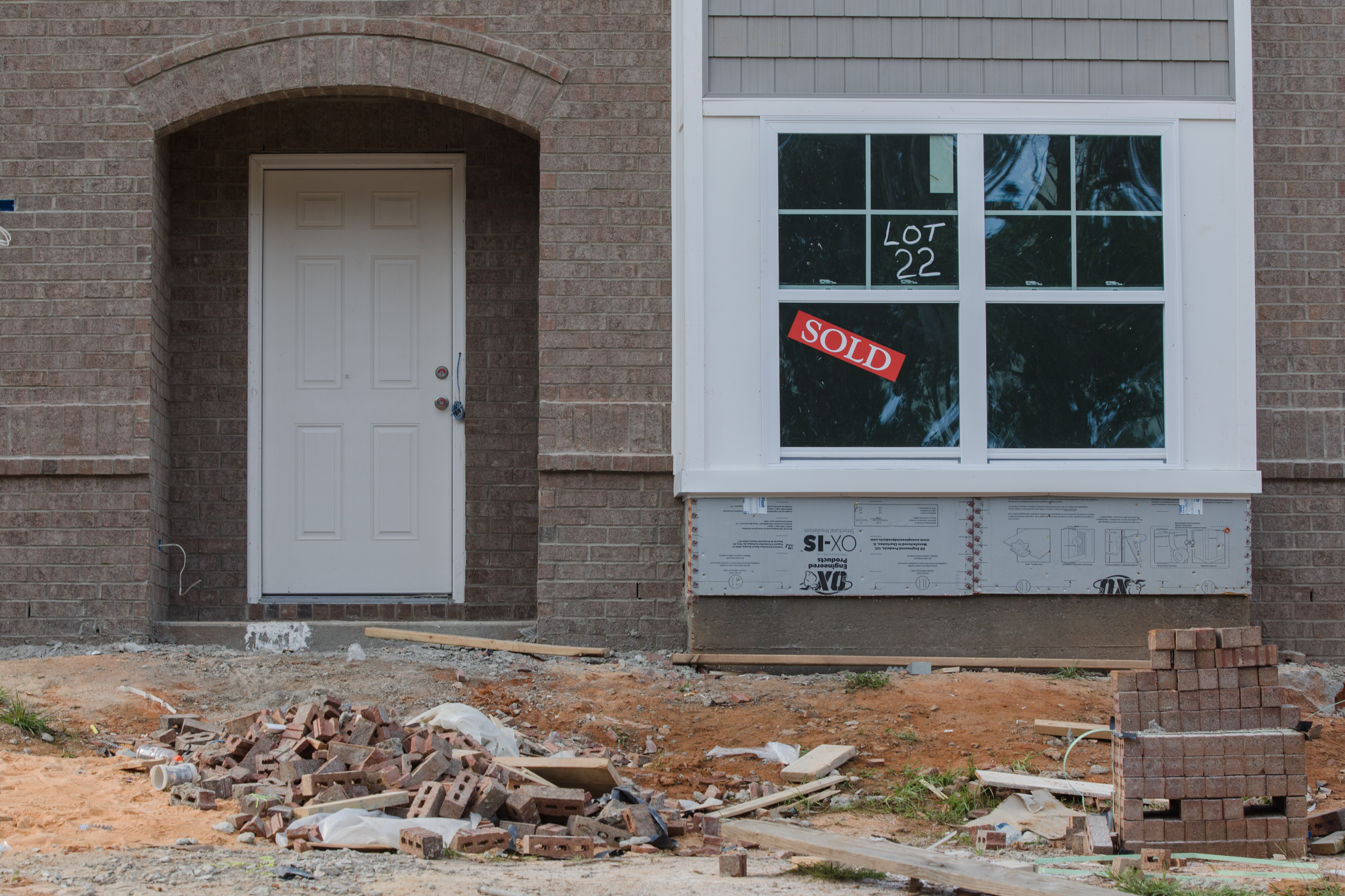 Housing is the economy's Energizer bunny: It keeps going and going