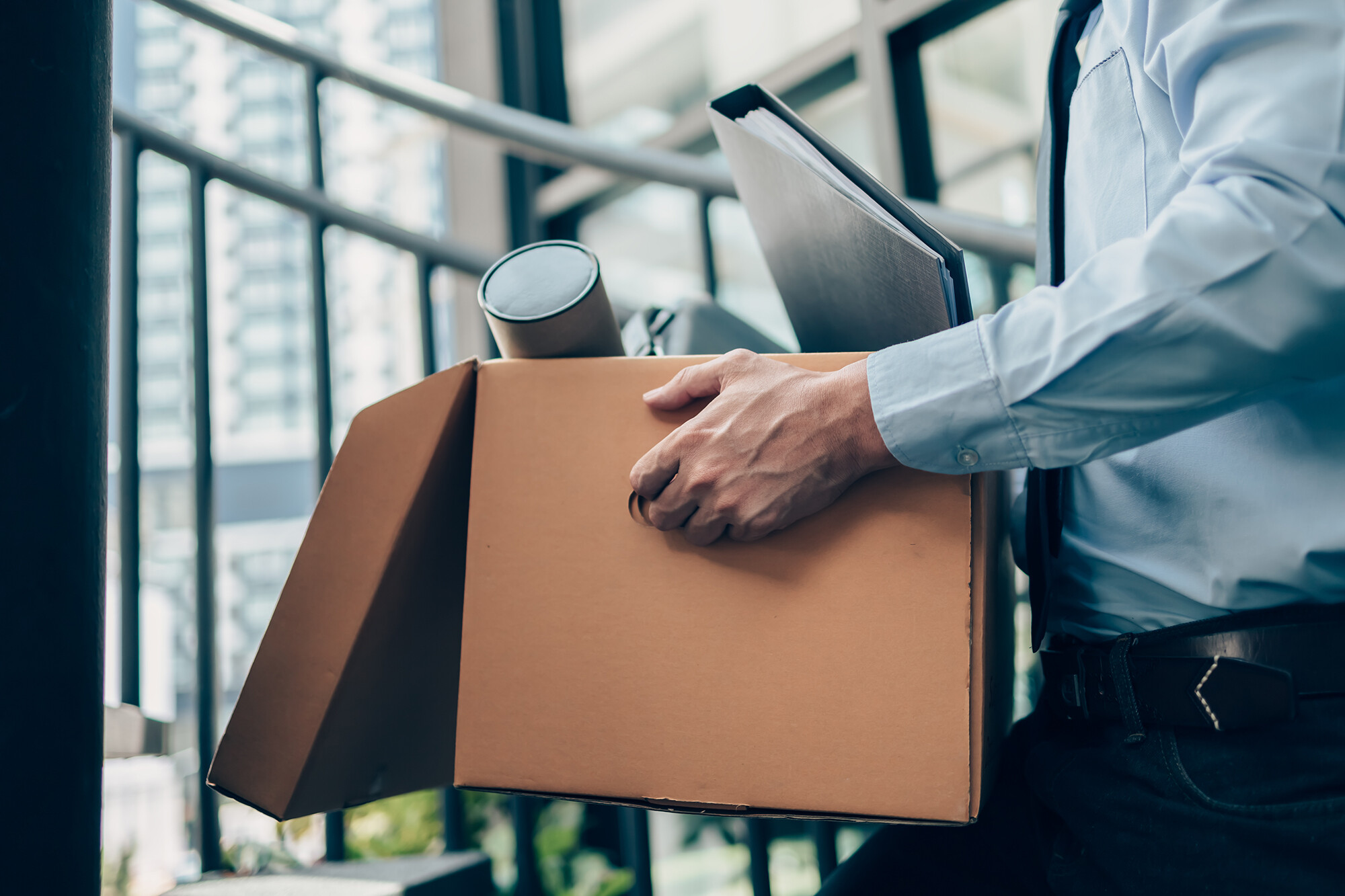 Lots of people are quitting their jobs. Here's how to do it right