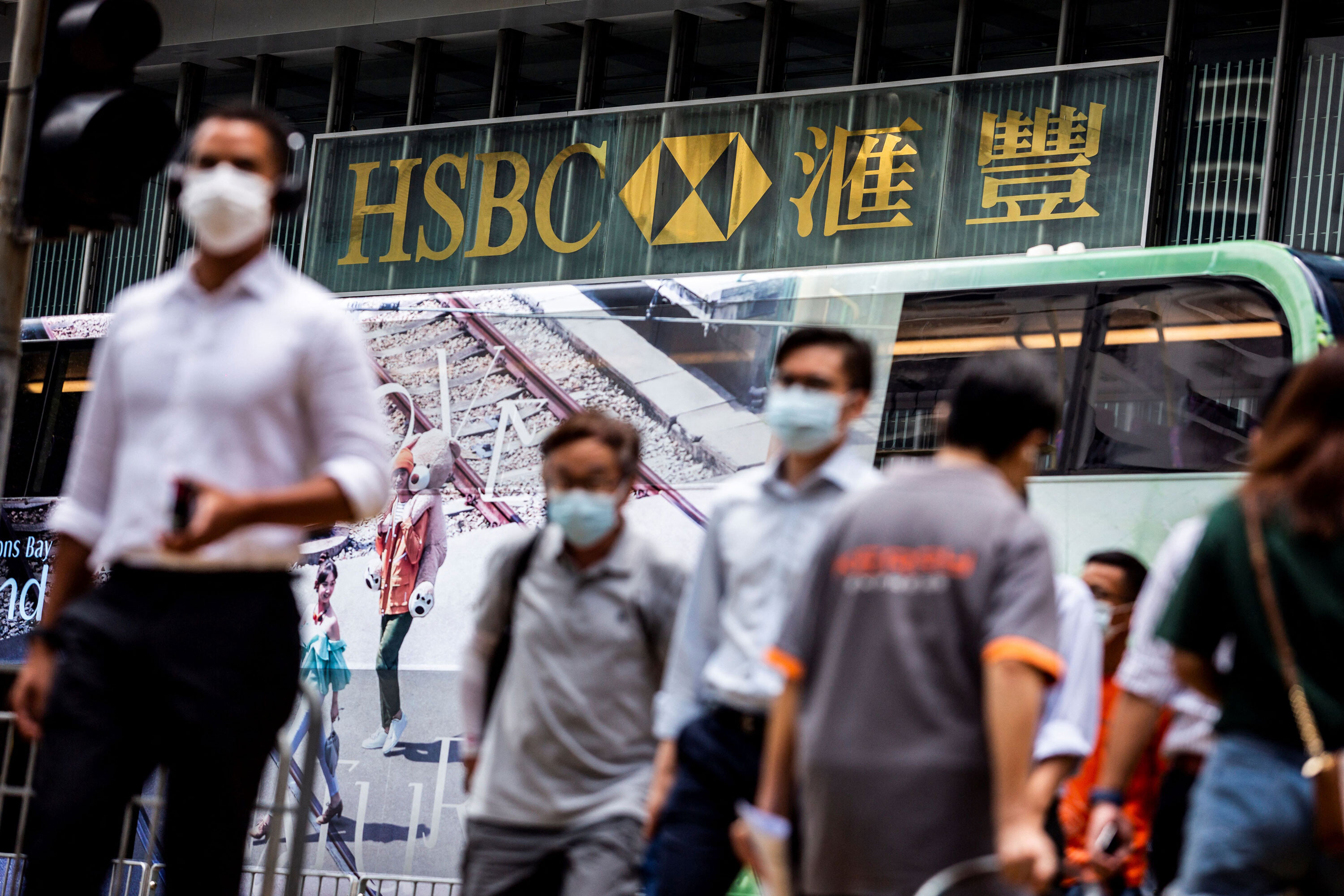 HSBC brings back dividend as profit more than doubles to $10.8 billion