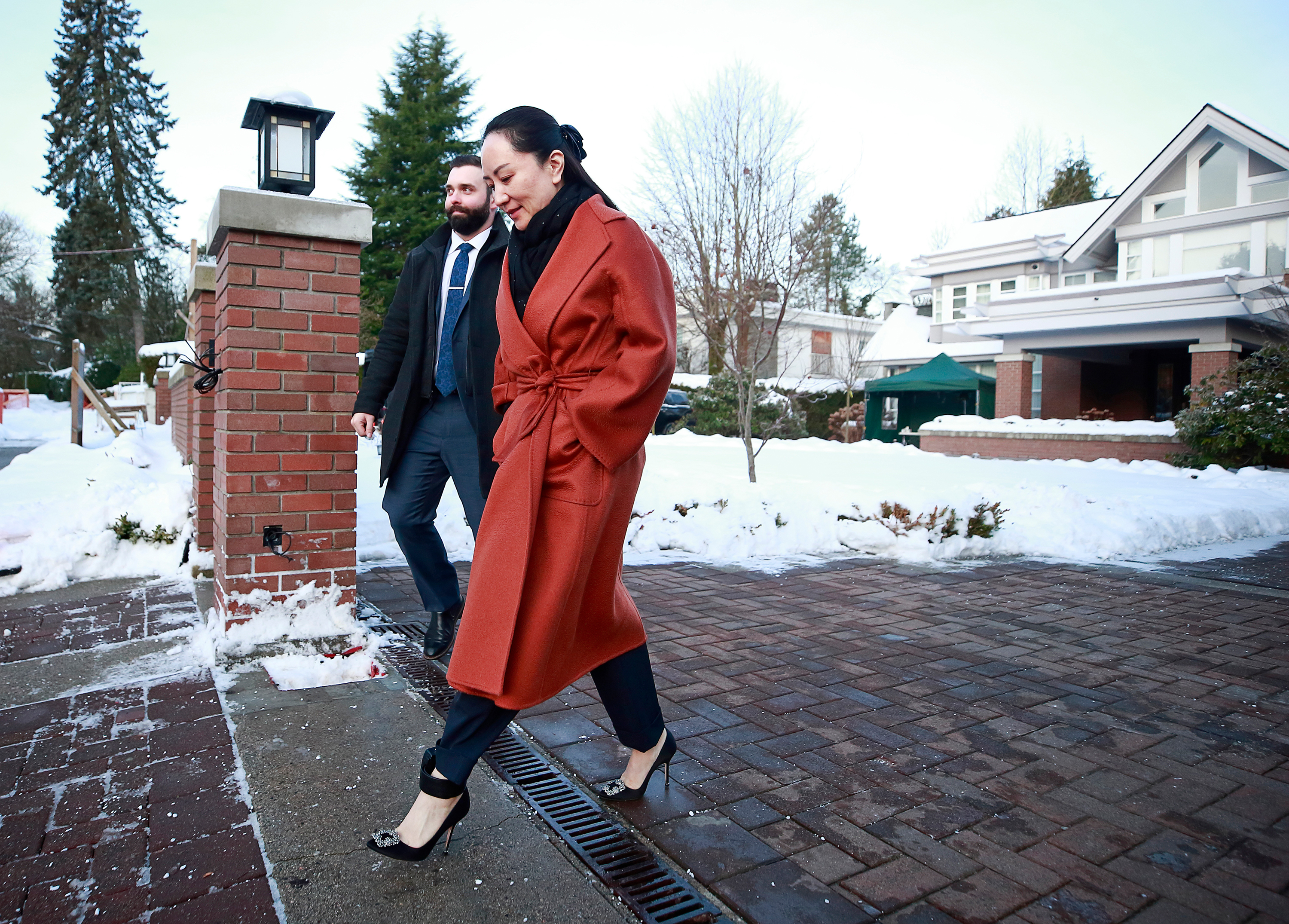 Canadian judge weighing whether to extradite Huawei's Meng Wanzhou to United States
