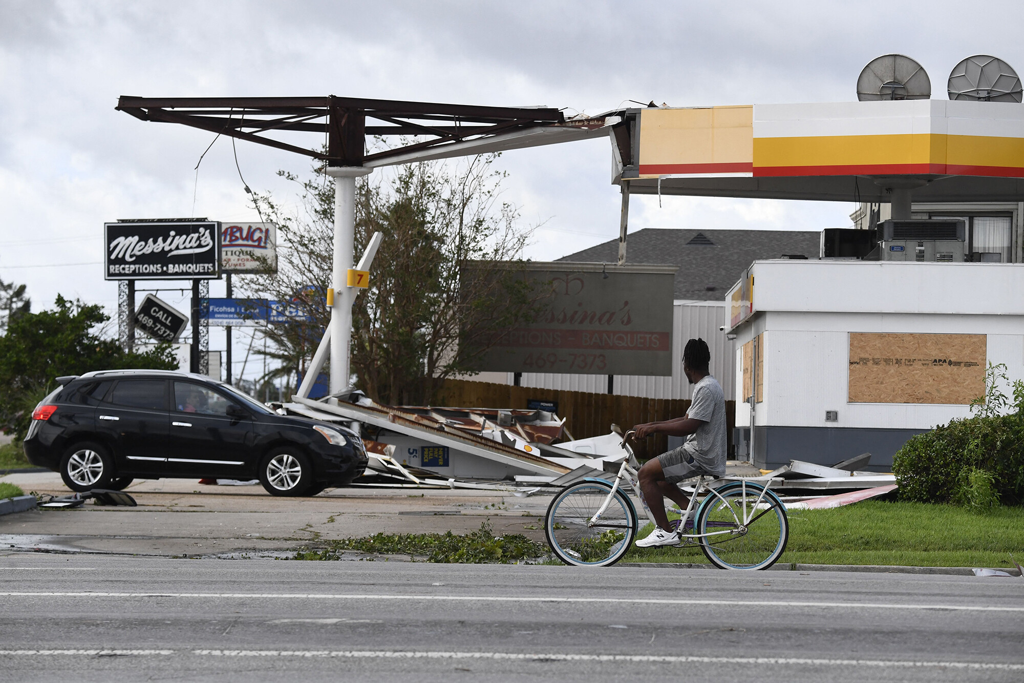 Hurricane Ida may push gas prices even higher
