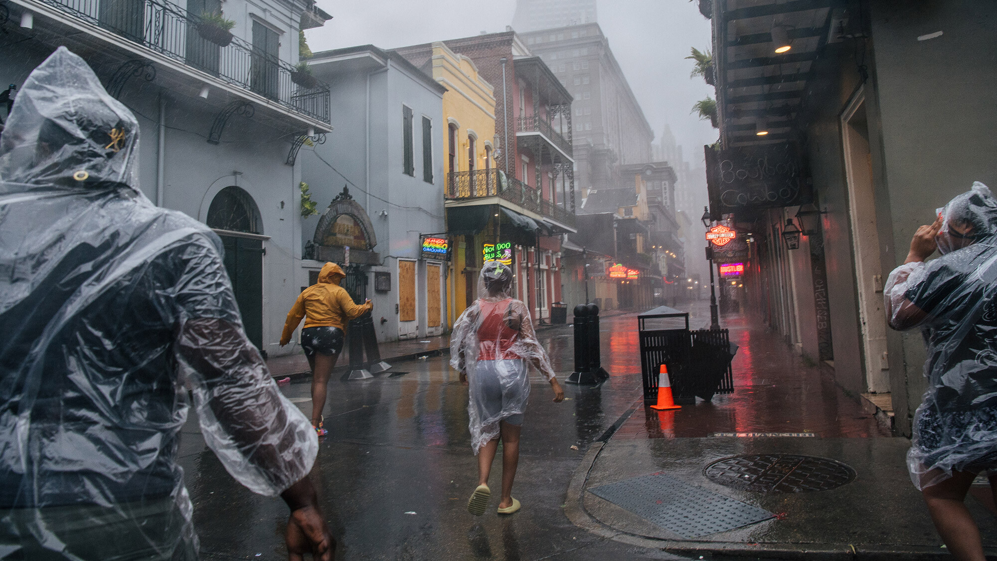 Webcams and social media apps are changing the way we experience hurricanes