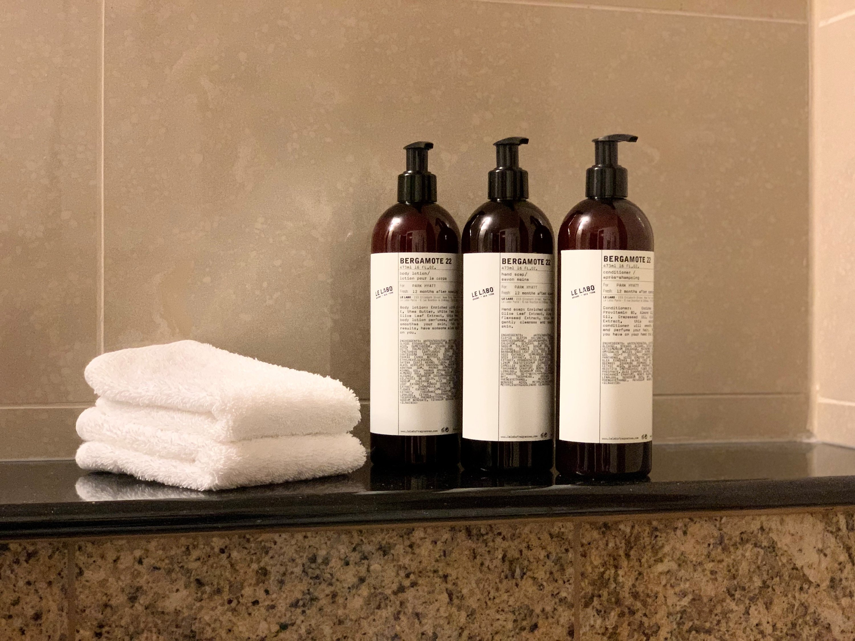 Hyatt is eliminating travel-sized plastic toiletries