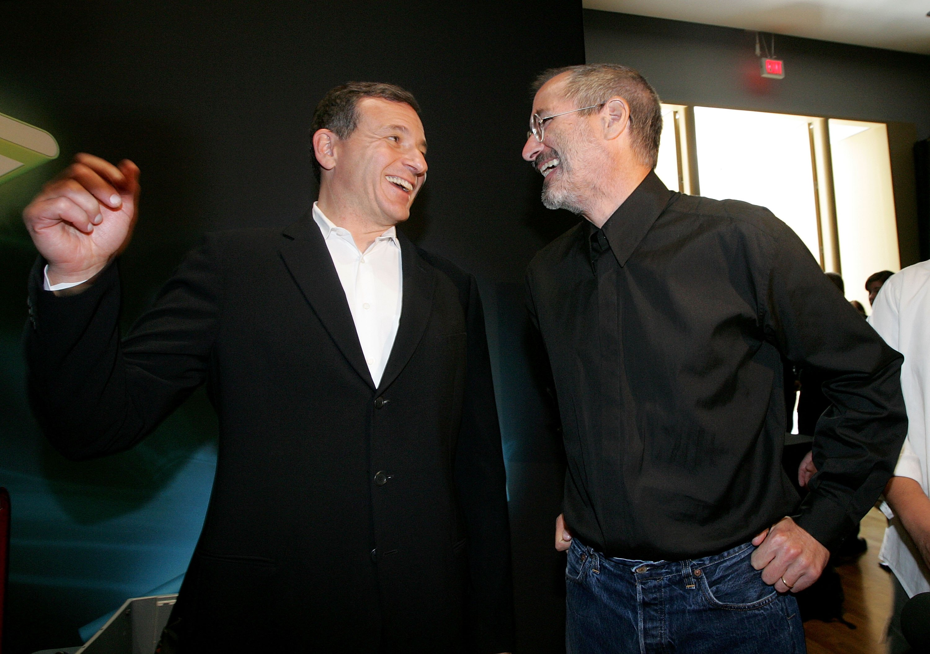 Bob Iger was more than Steve Jobs' friend: He was legacy media's most tech-savvy CEO