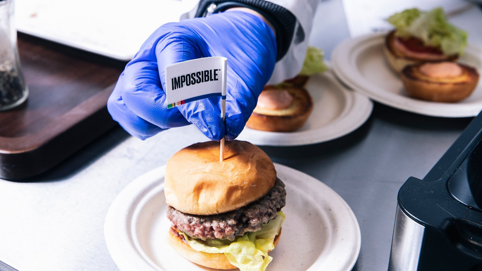 Impossible Foods says its shortage is over