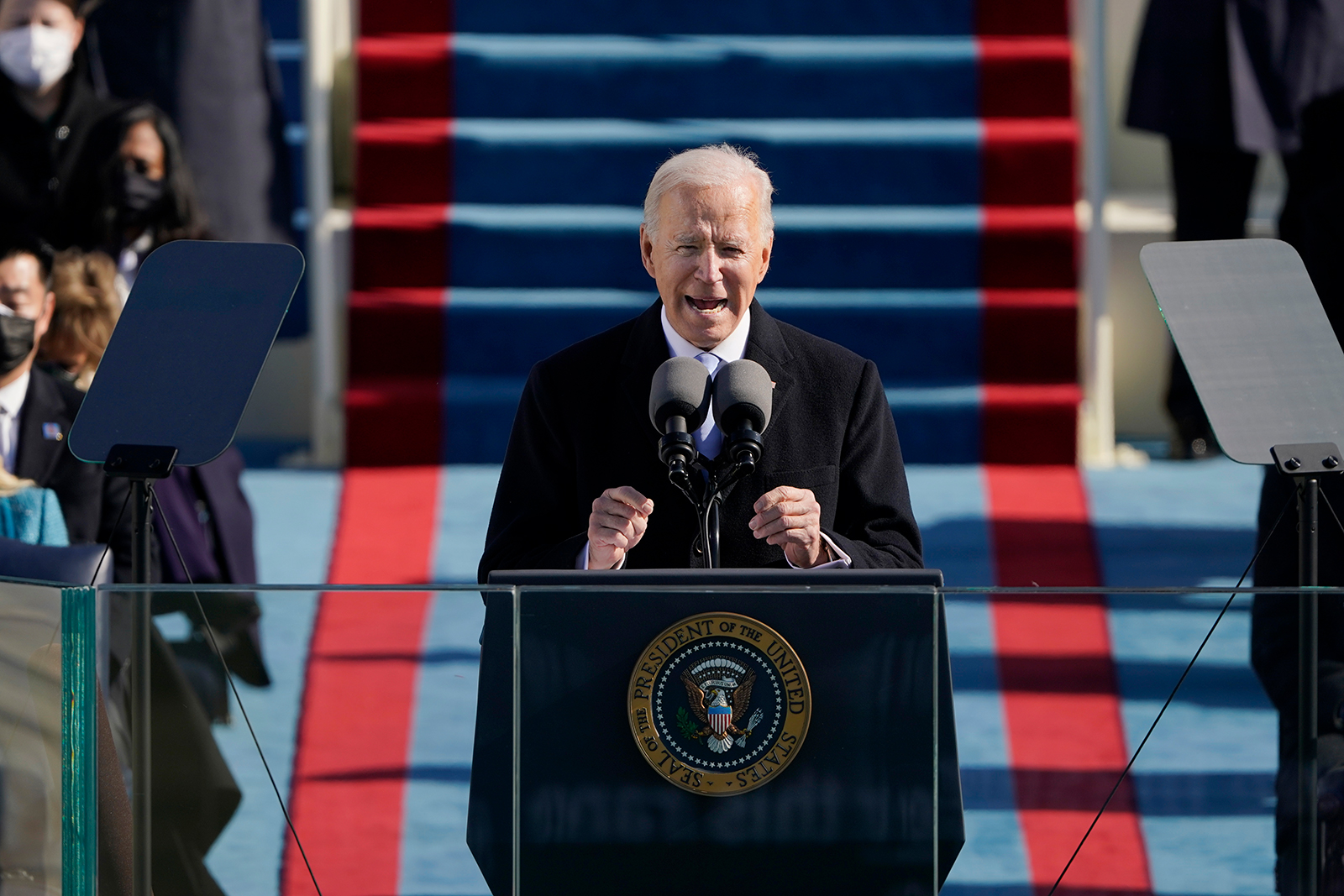 Biden speech draws high praise across media — even on Fox News