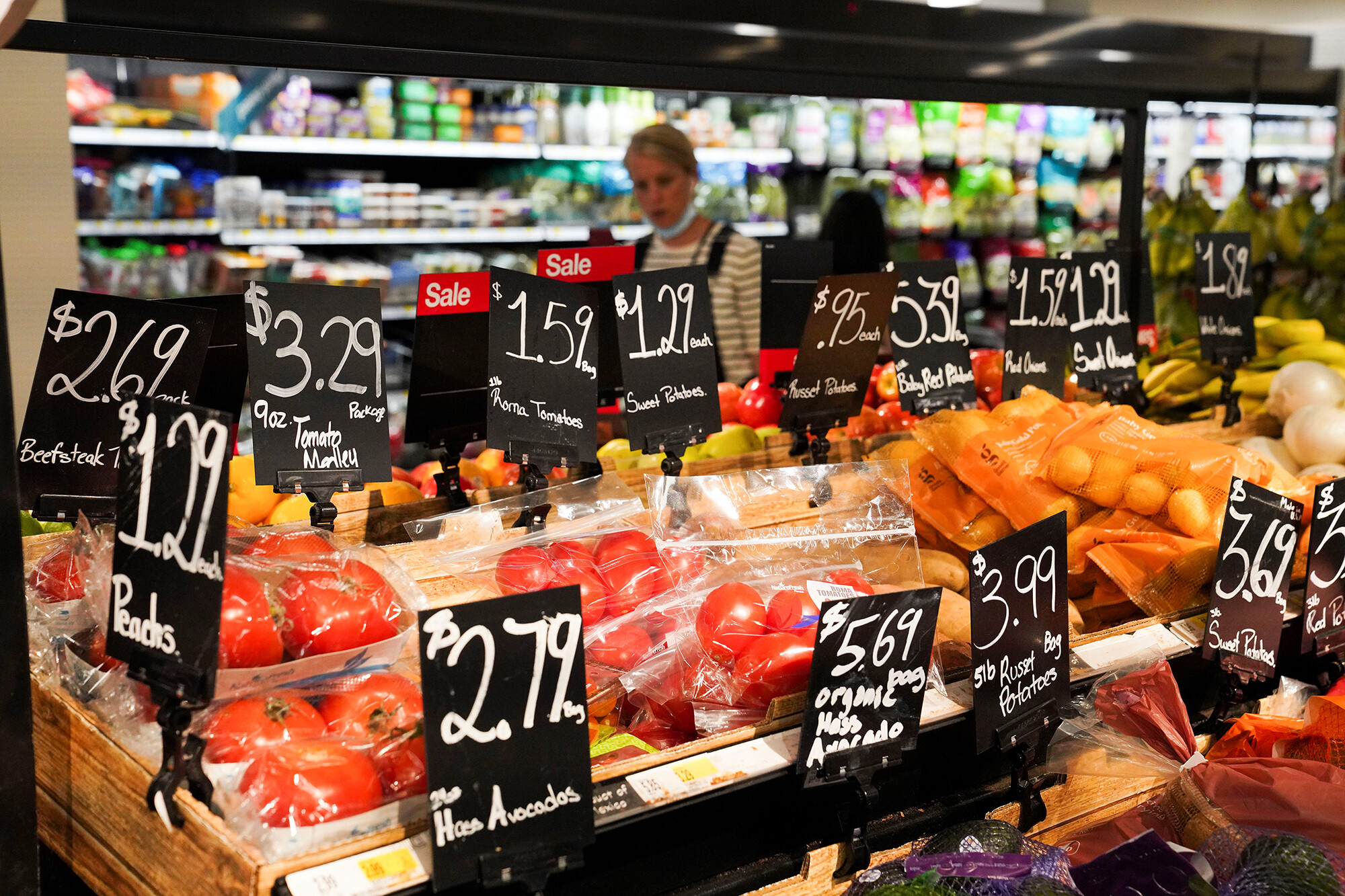 A key inflation measure rose at fastest pace in 30 years in July