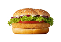 In New Zealand, McDonald's new McVeggie burger is not strictly vegetarian