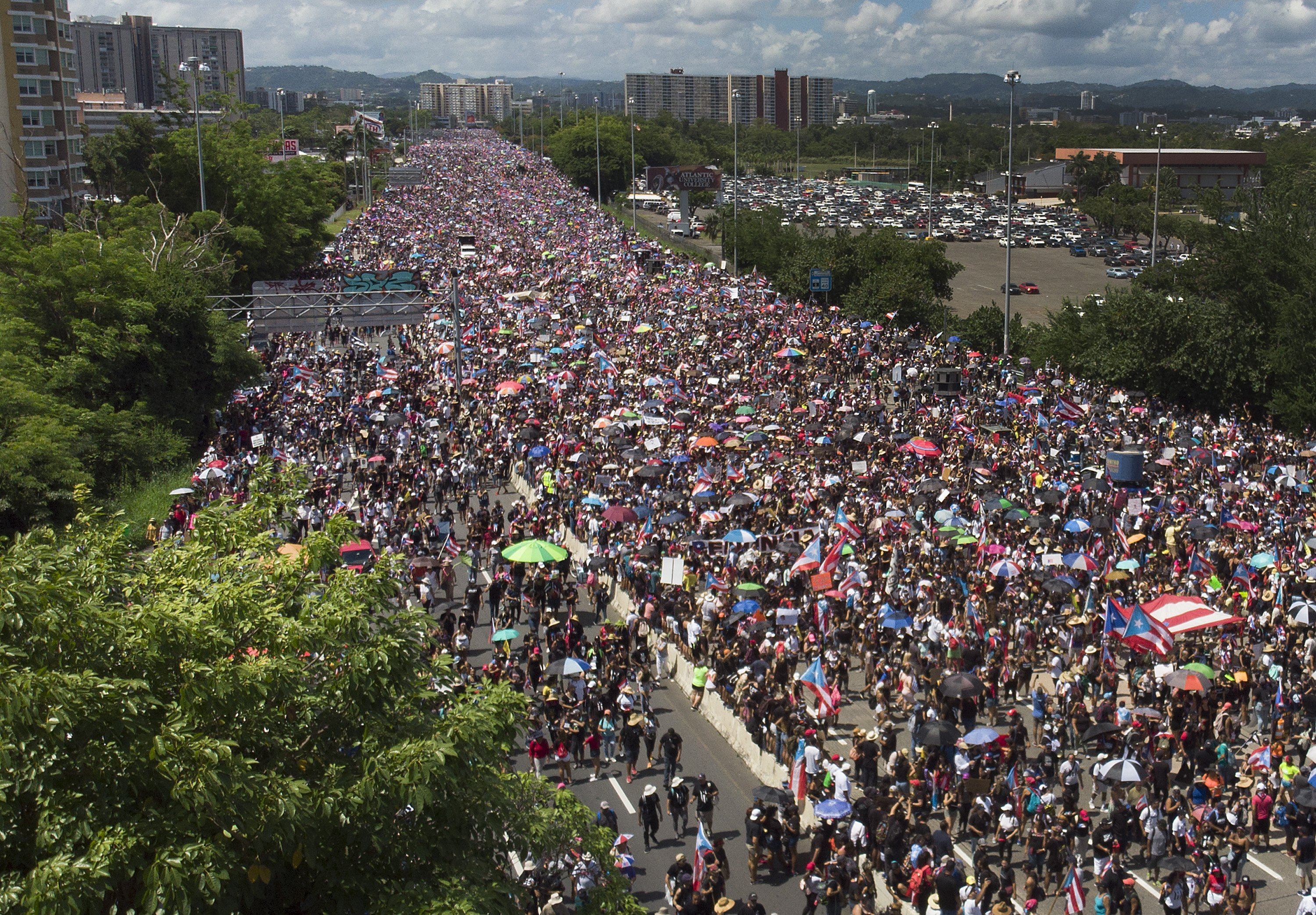 Puerto Rico's mass protests were partly sparked by this news outlet's publication of leaked texts