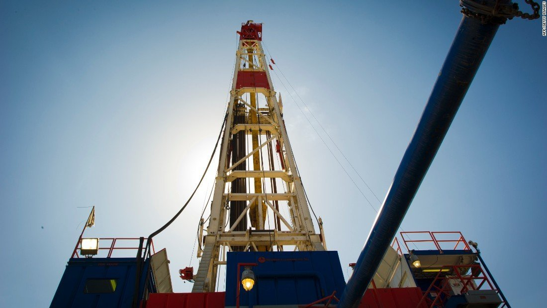 America's energy boom can't stop oil prices from rising