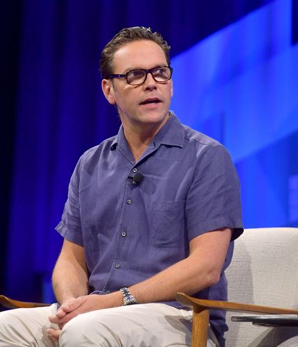Image for James Murdoch criticizes 'media property owners' who have 'unleashed insidious' forces with election denialism claims