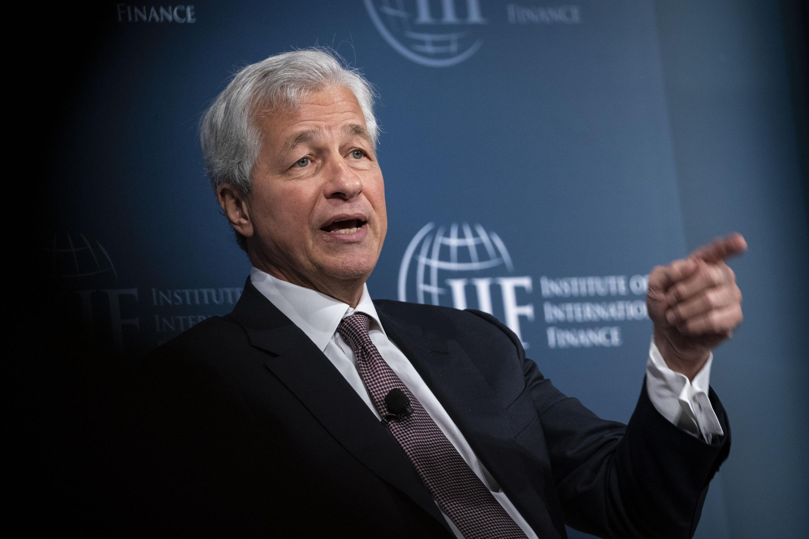 Jamie Dimon says Libra will never happen, and he wishes he could take JPMorgan private