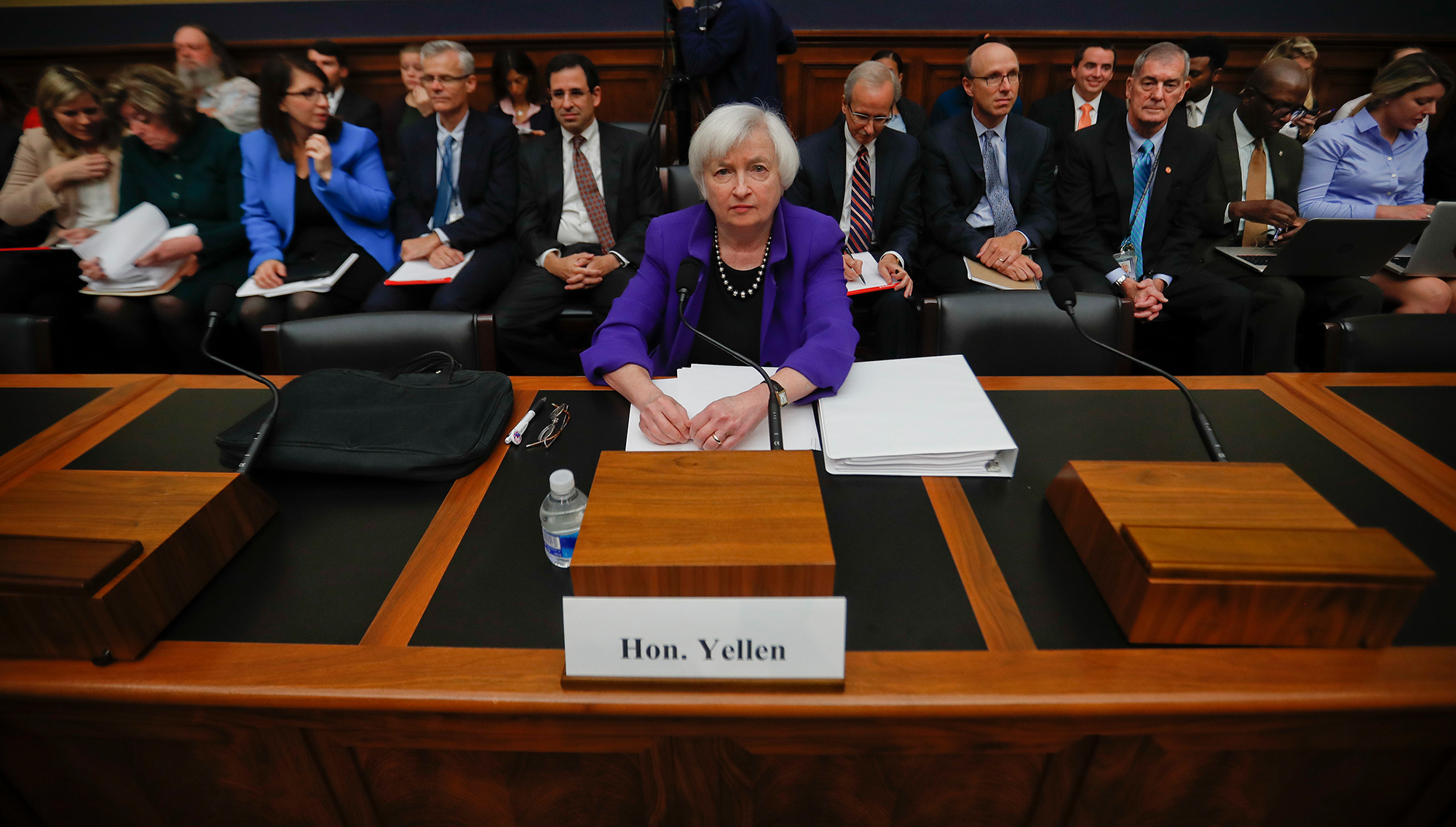The time Janet Yellen threw the book at Wells Fargo