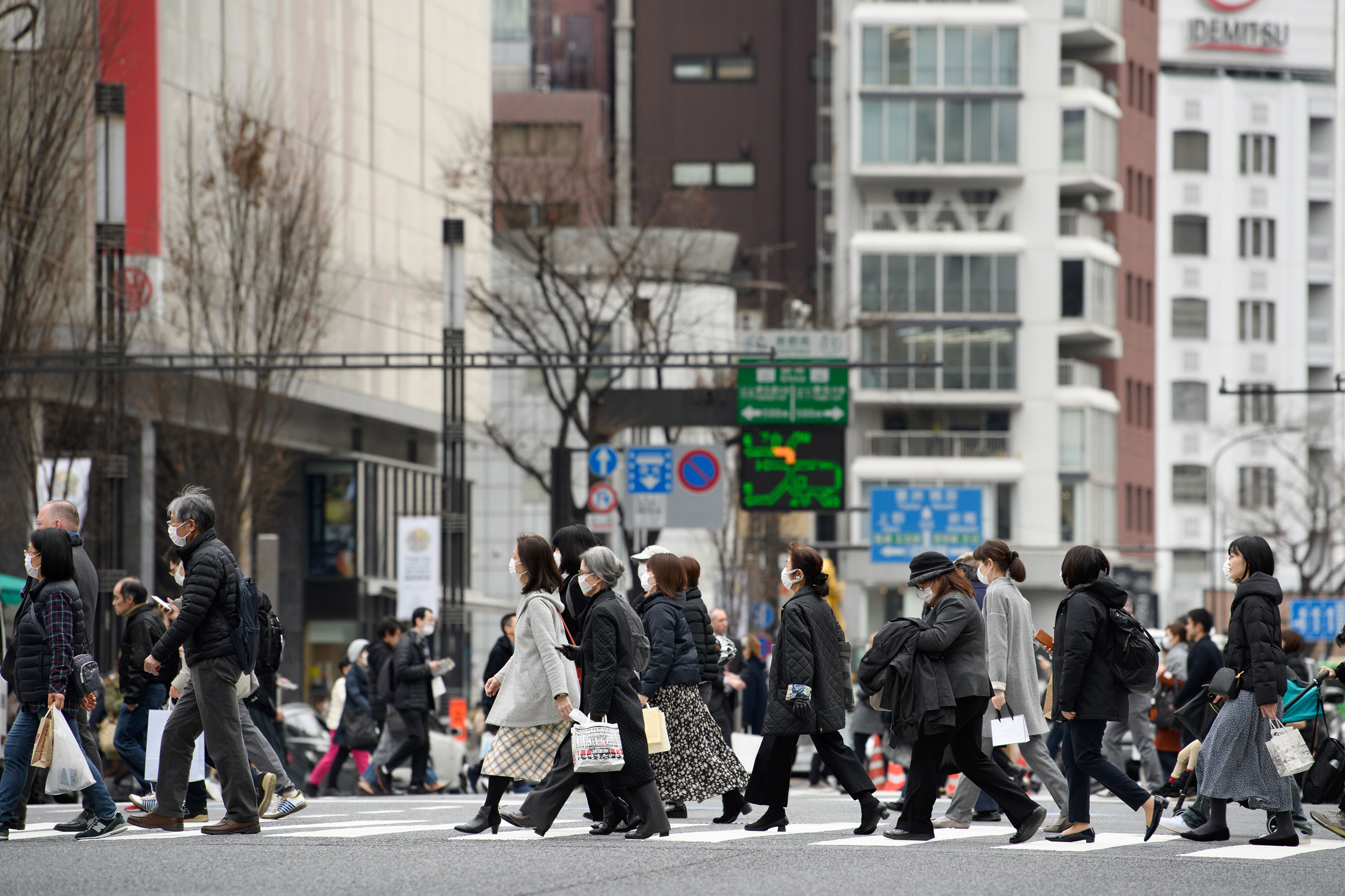 Japan's economy is shrinking and a recession looks 'all but inevitable'