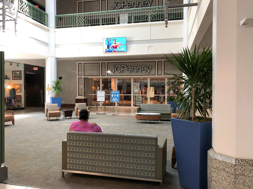 Image for JCPenney losses more than tripled ahead of its bankruptcy filing