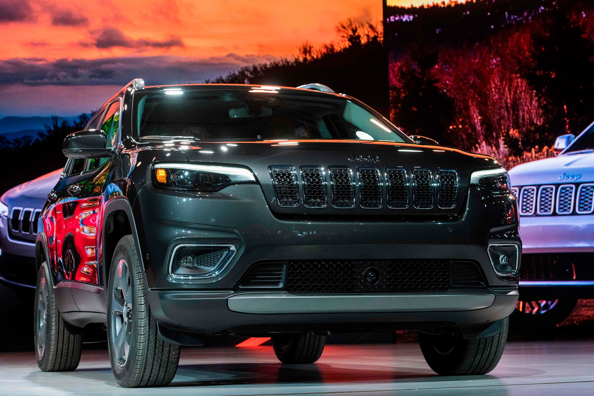 Jeep boss says it might drop Cherokee name