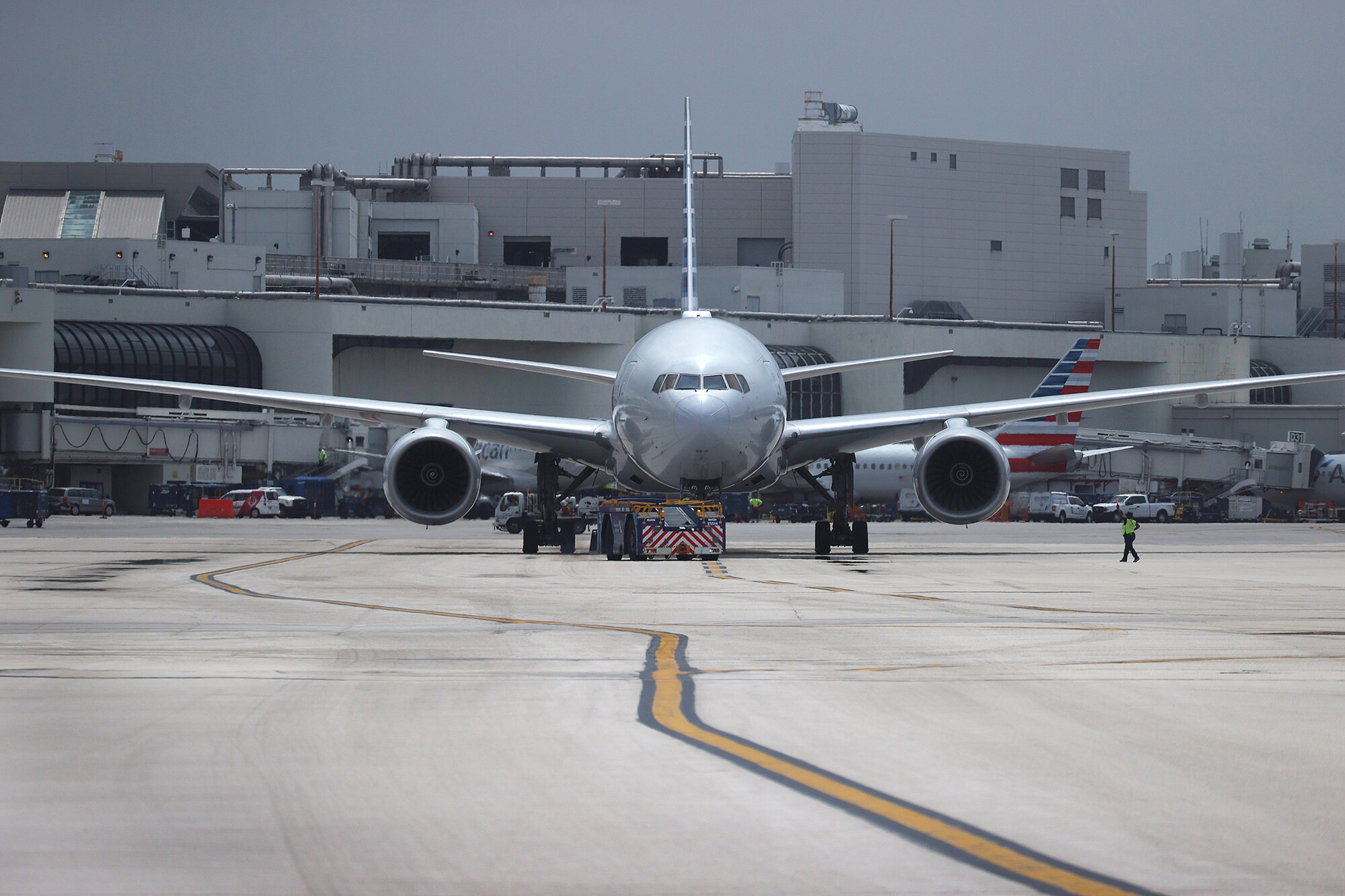 There's a jet fuel shortage at some US airports
