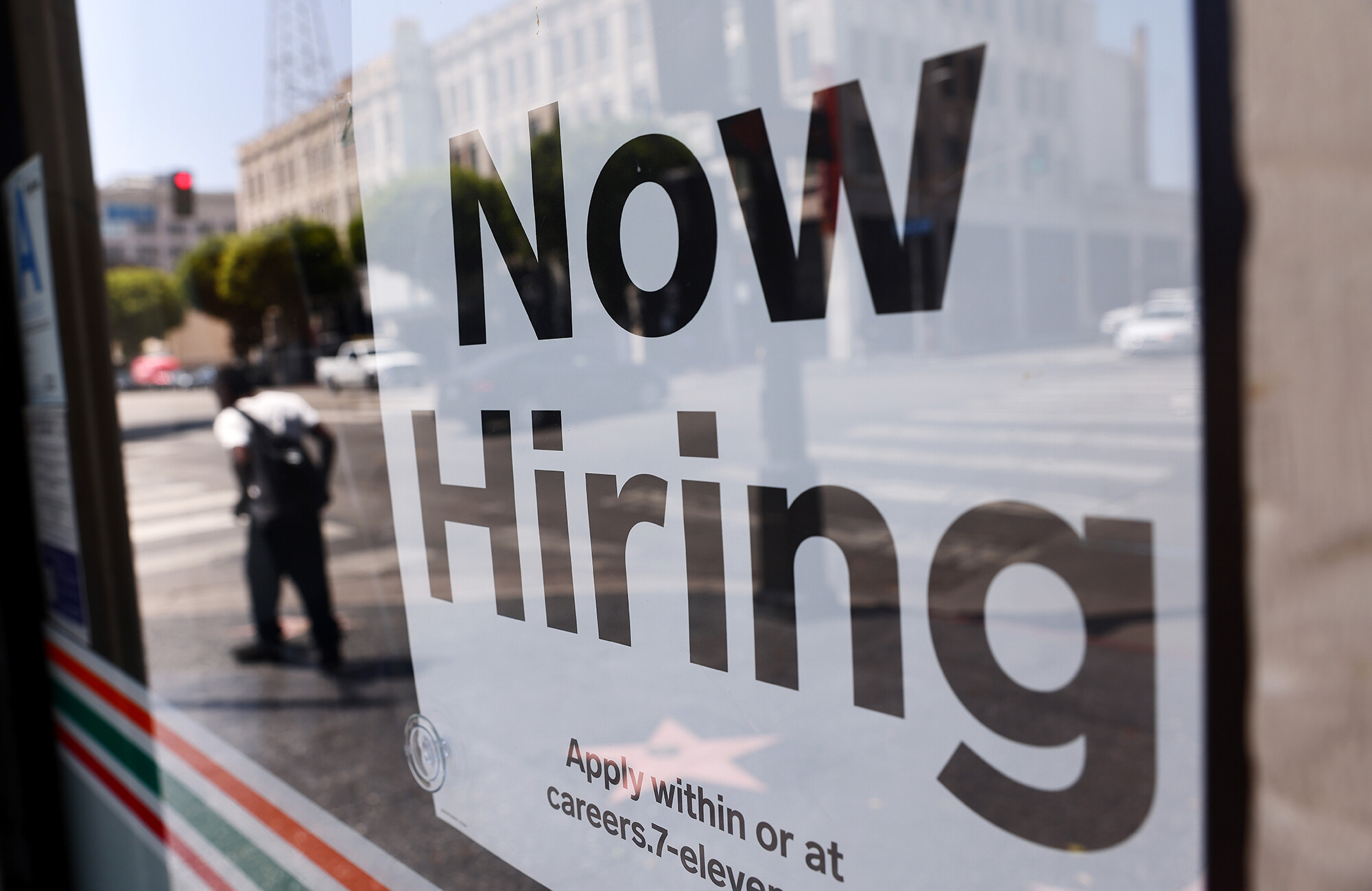 The Delta variant threatens to slow the jobs recovery