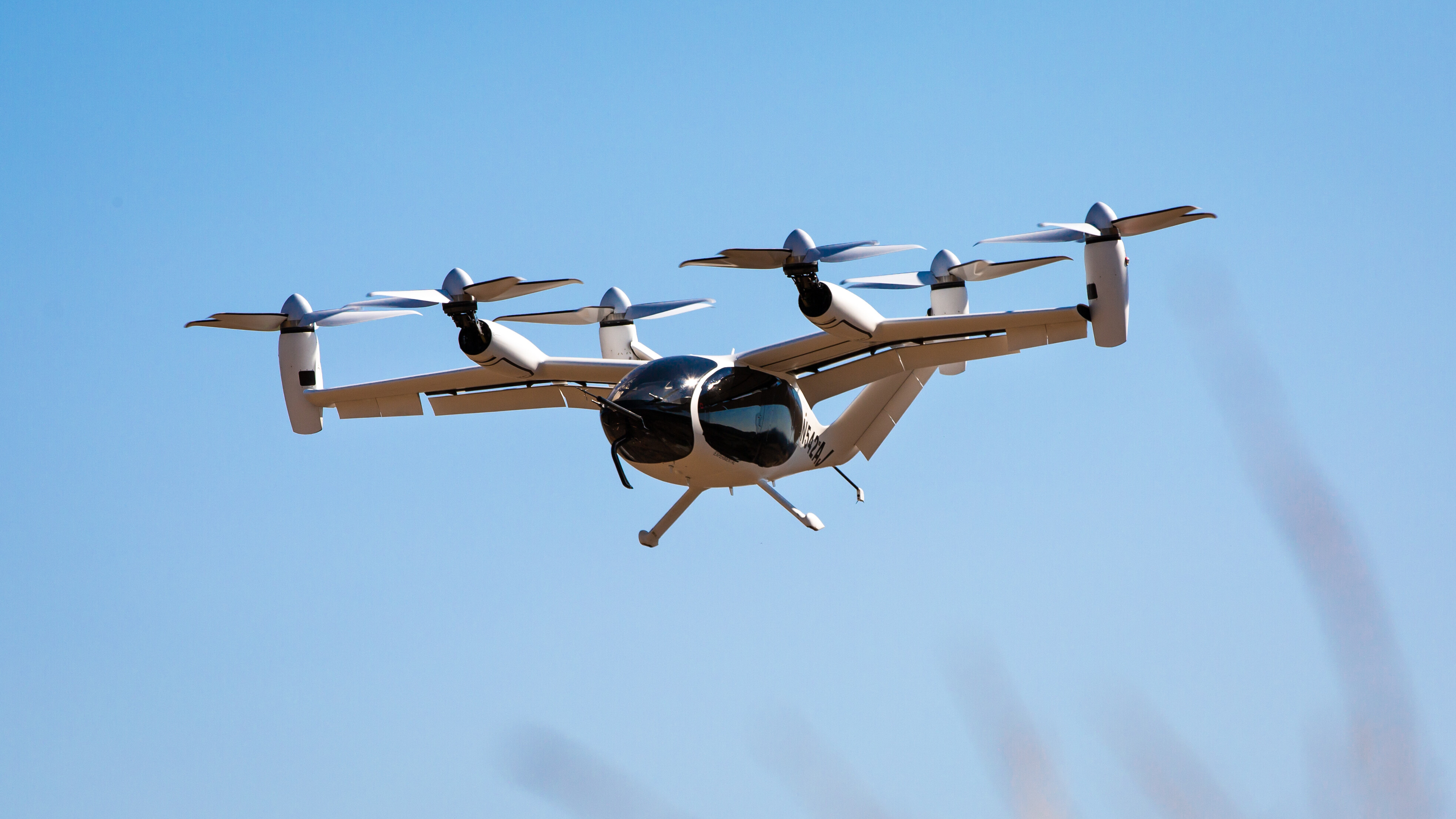 It's both a helicopter and a plane. Joby says this is the future of flying