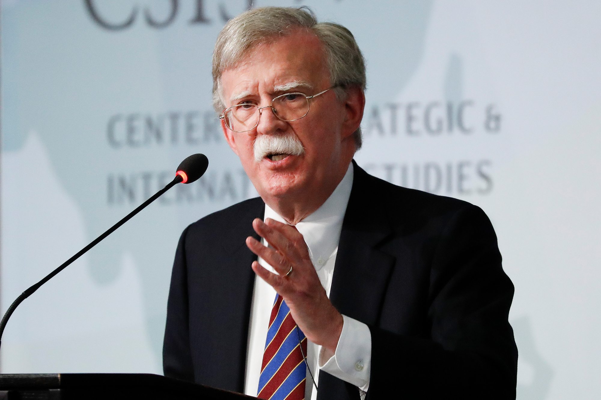 John Bolton's memoir, 'The Room Where It Happened,' gets March 17 release date
