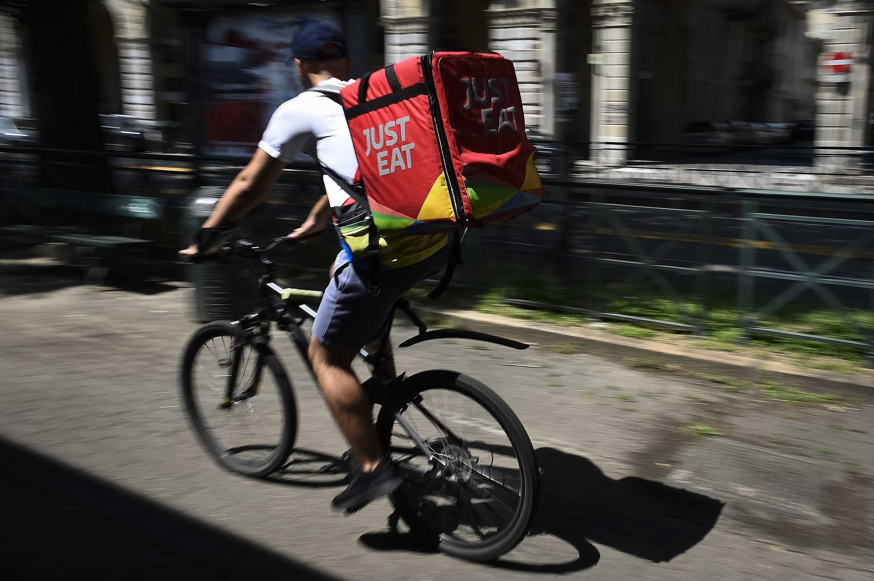 The takeover battle for food delivery startup Just Eat is escalating