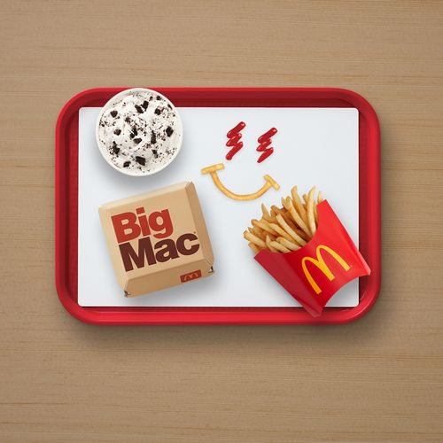 Image for McDonald's teams with singer J Balvin for its newest celebrity meal