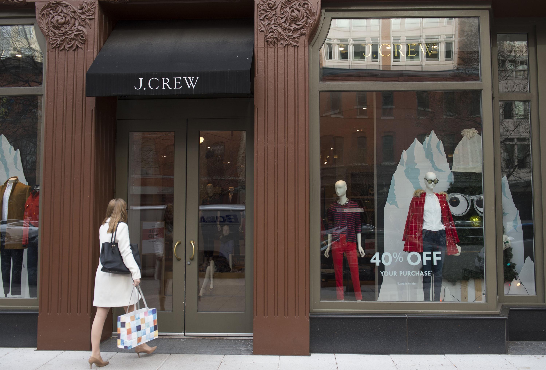 J. Crew hires former head of Victoria's Secret as its new CEO