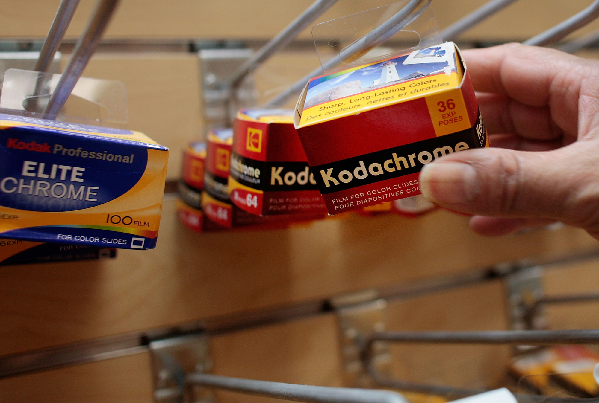 How Kodak went from photography pioneer to pharmaceutical producer