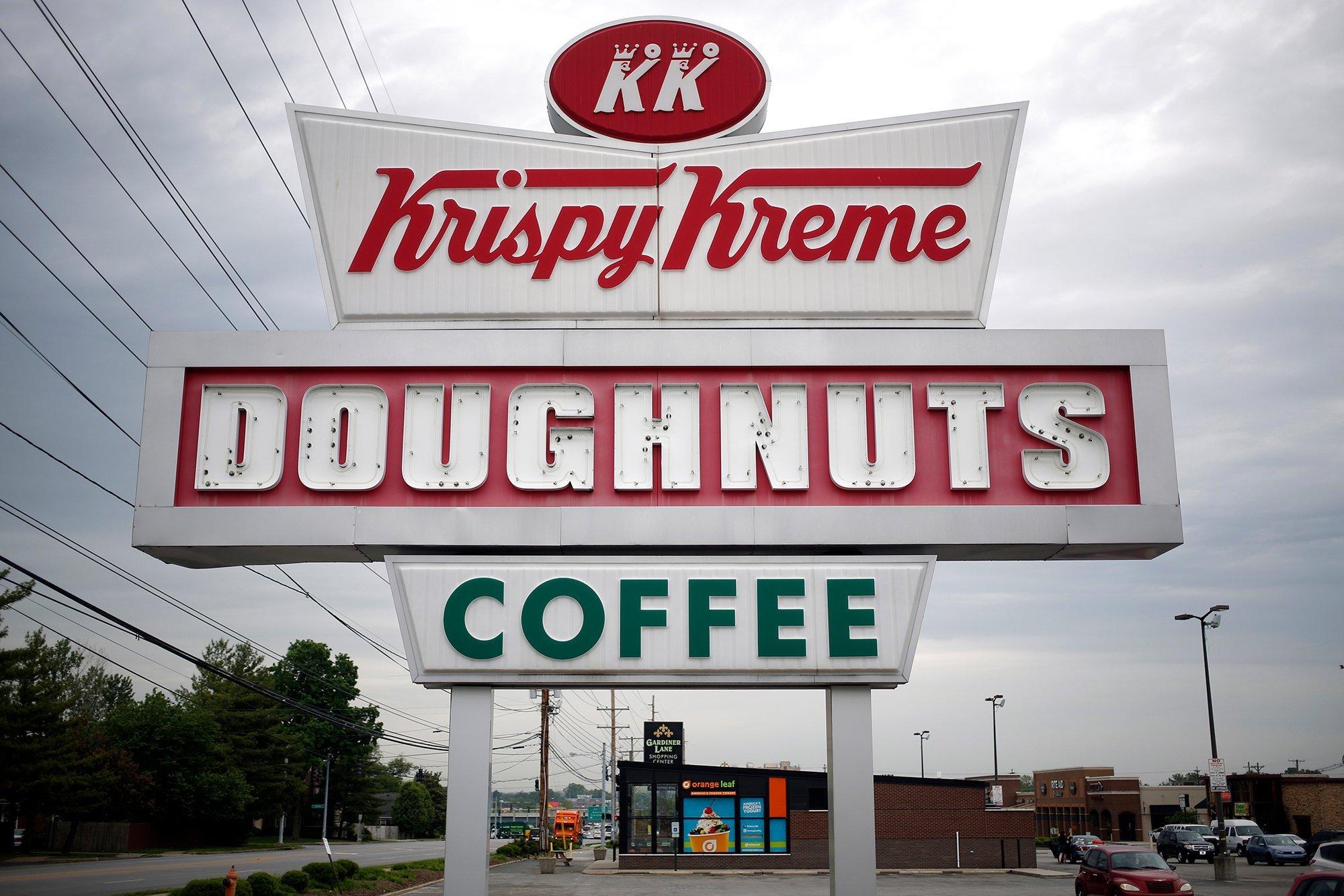 Krispy Kreme owners donate $5 million to Holocaust survivors over family's Nazi past