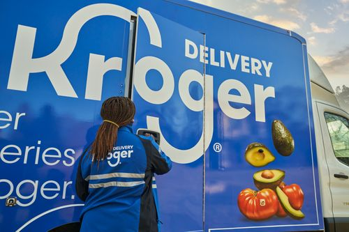 Image for Here's Kroger's big bet to fight Amazon
