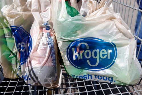 Image for Kroger says it's not giving away free groceries for Christmas -- those Facebook posts are fake