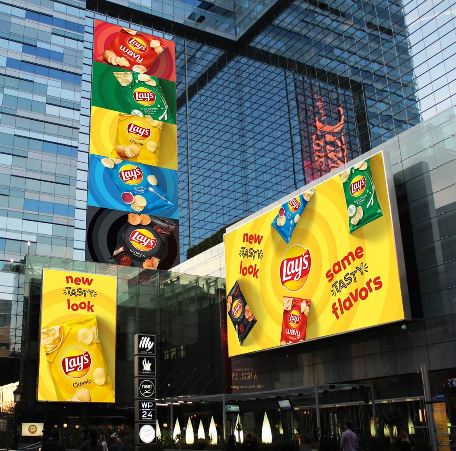 Lay's potato chip bag is getting its first new look in 12 years