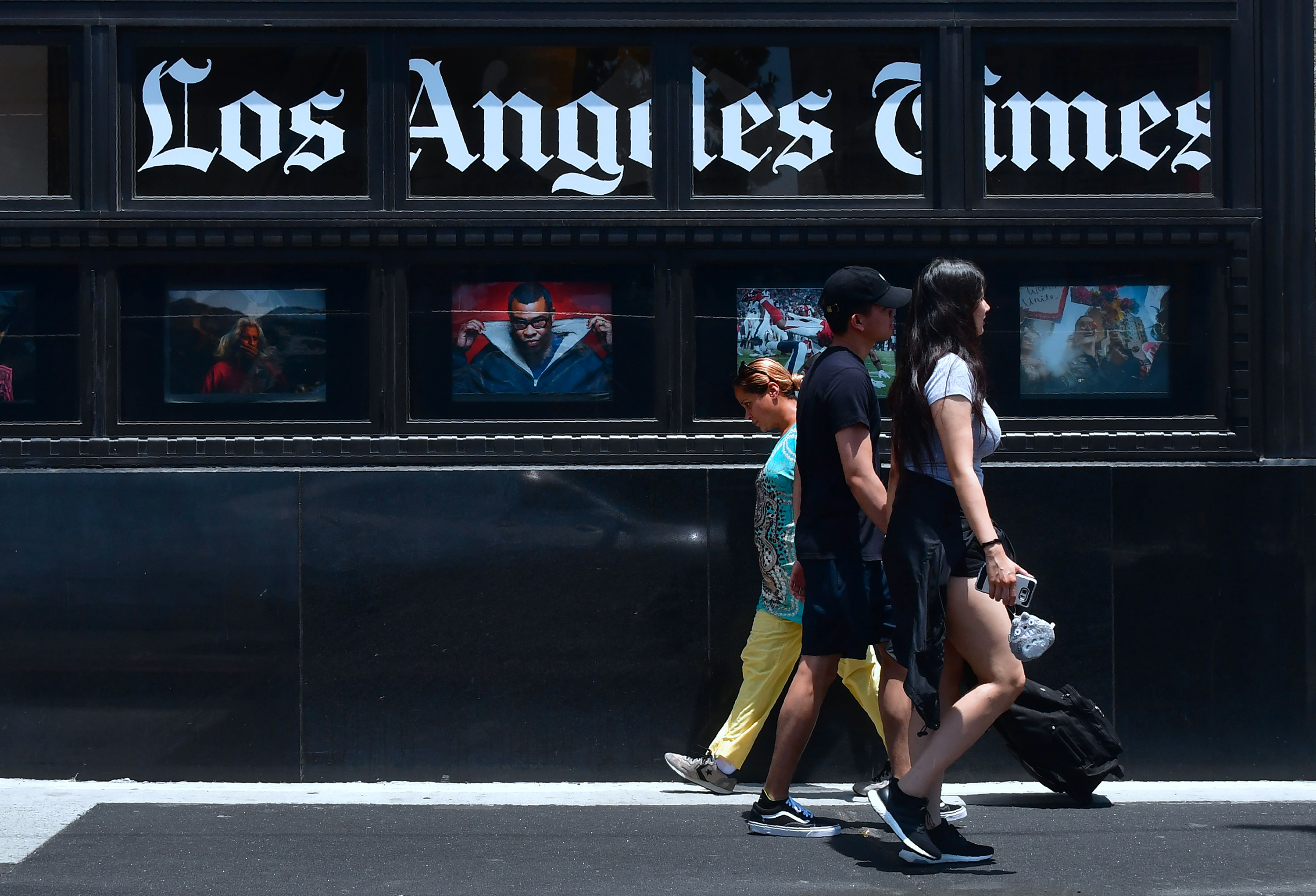 Los Angeles Times is offering buyouts to staffers with at least two years of employment