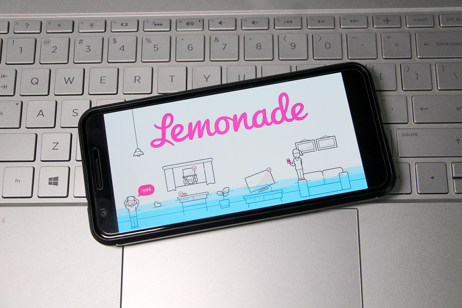 Lemonade, the online insurer, surges in Wall Street debut
