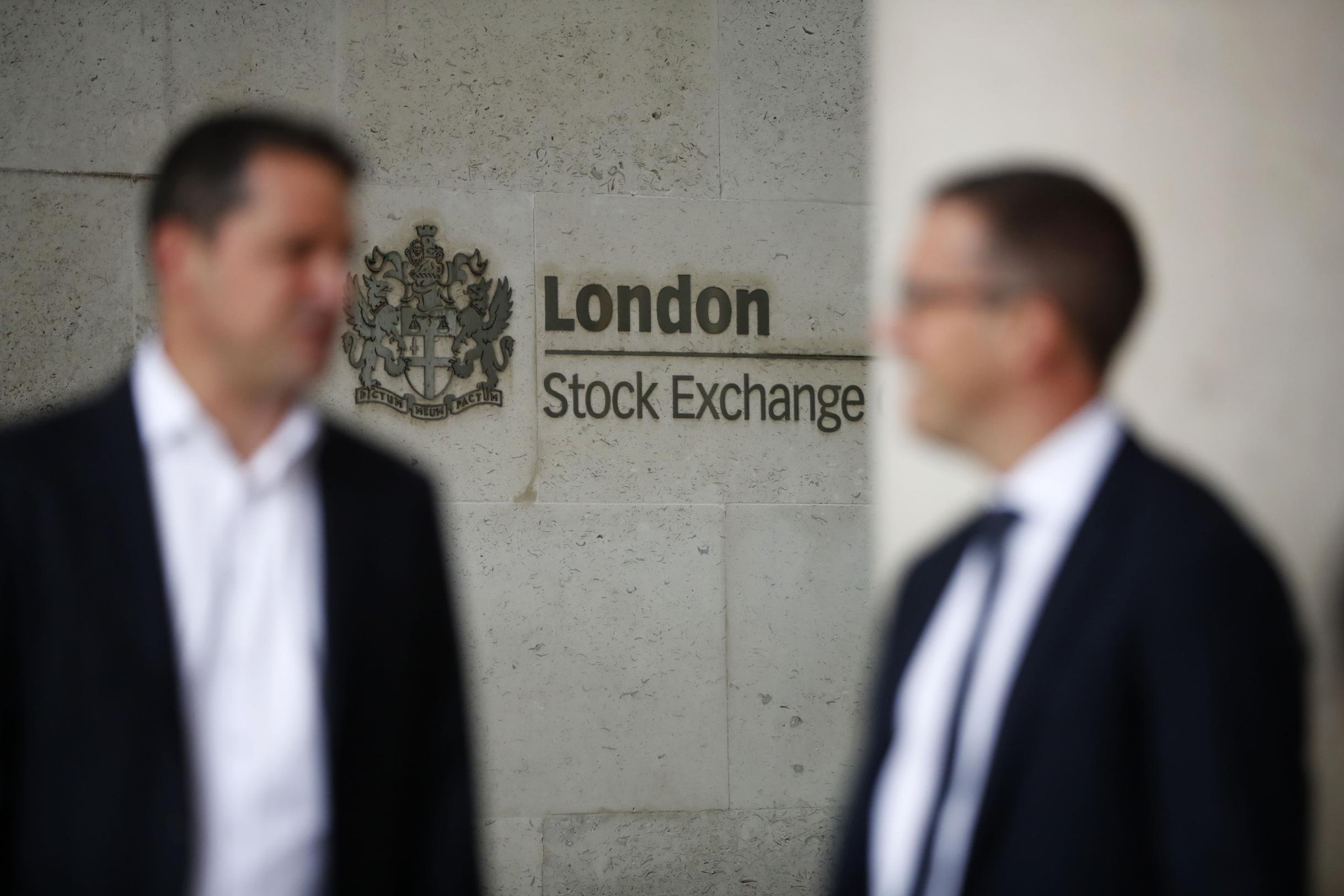 London Stock Exchange suffers 90 minute outage