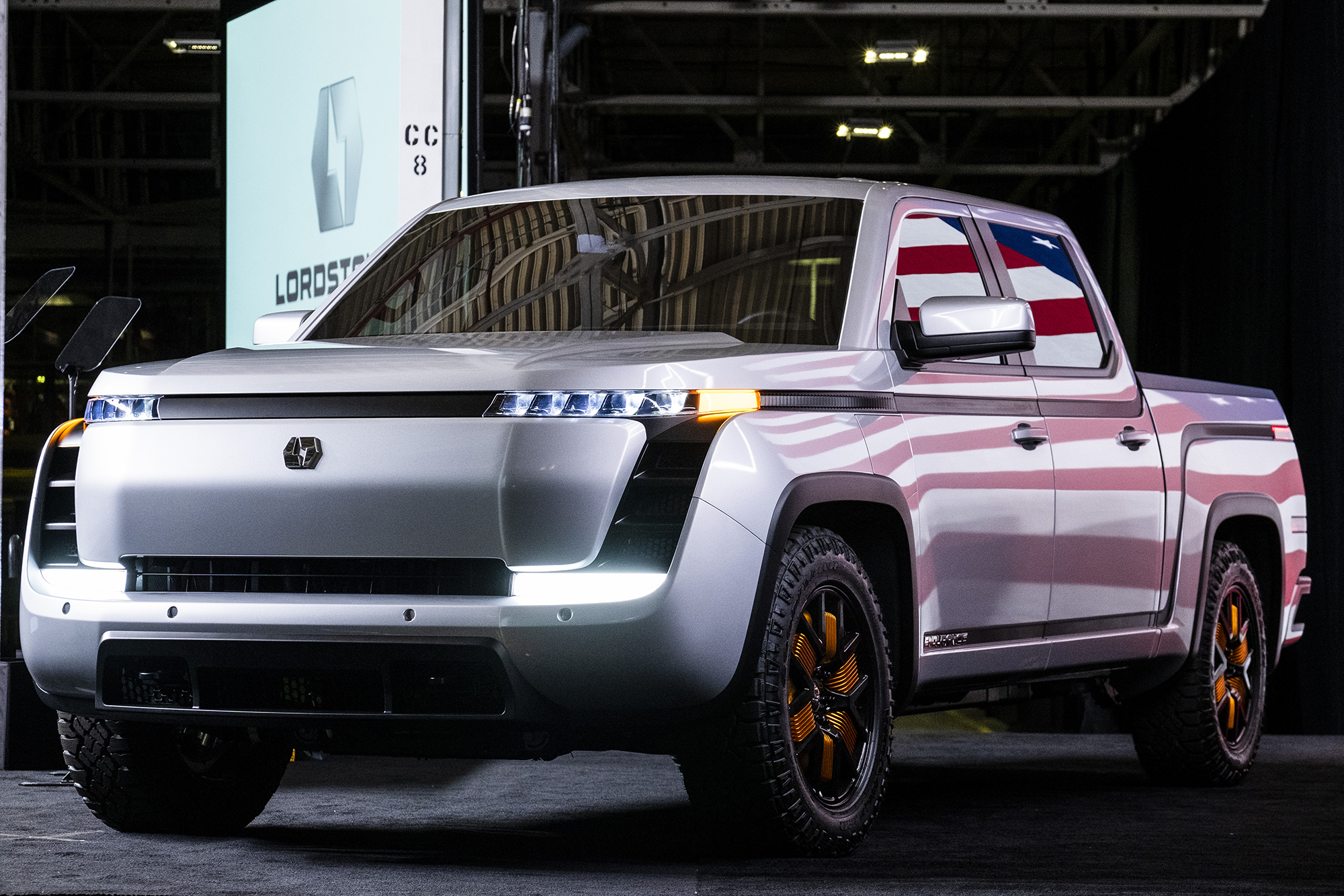 Electric truck maker Lordstown Motors is going public