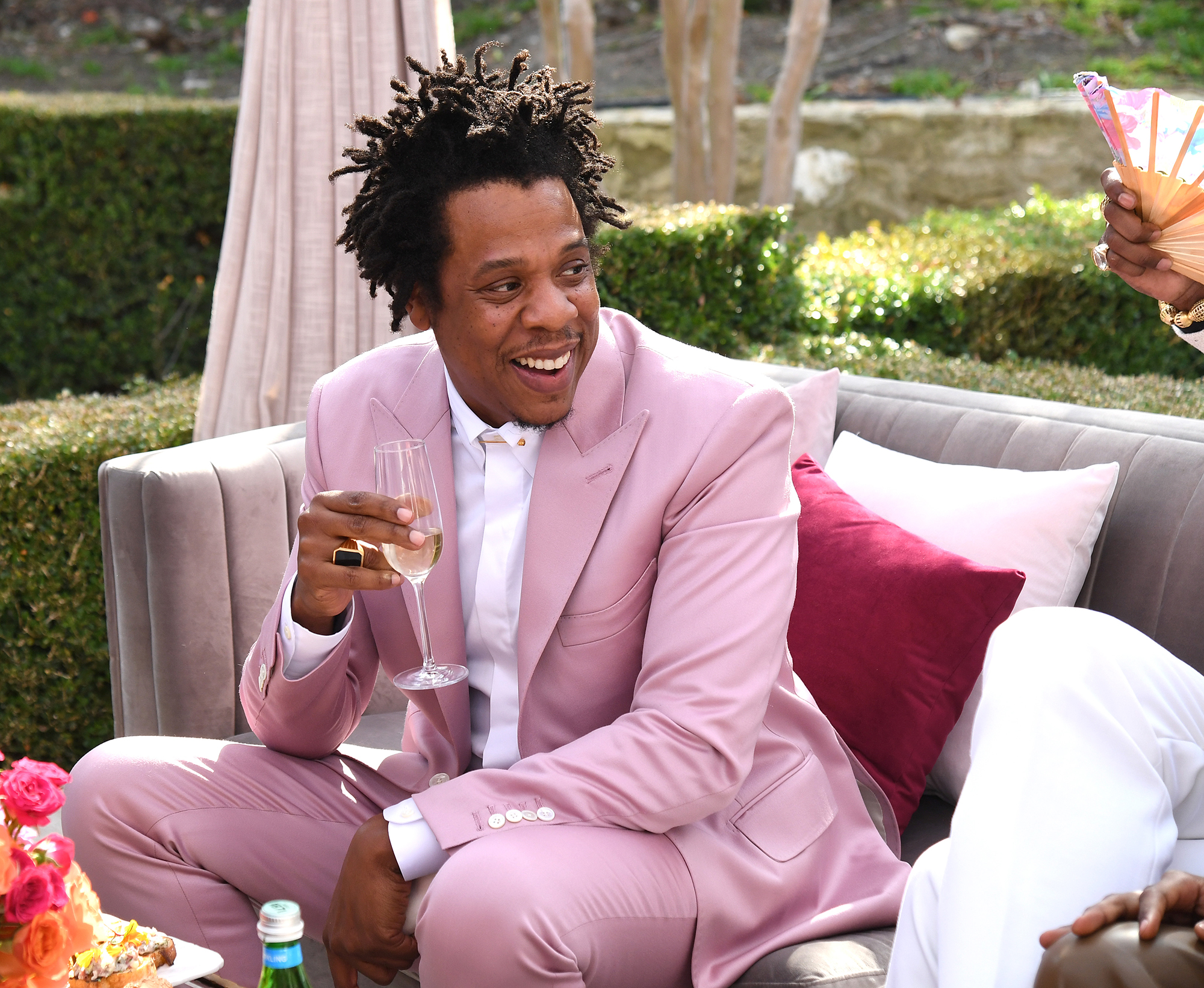Jay-Z sells half of his Champagne brand to owner of Dom Pérignon