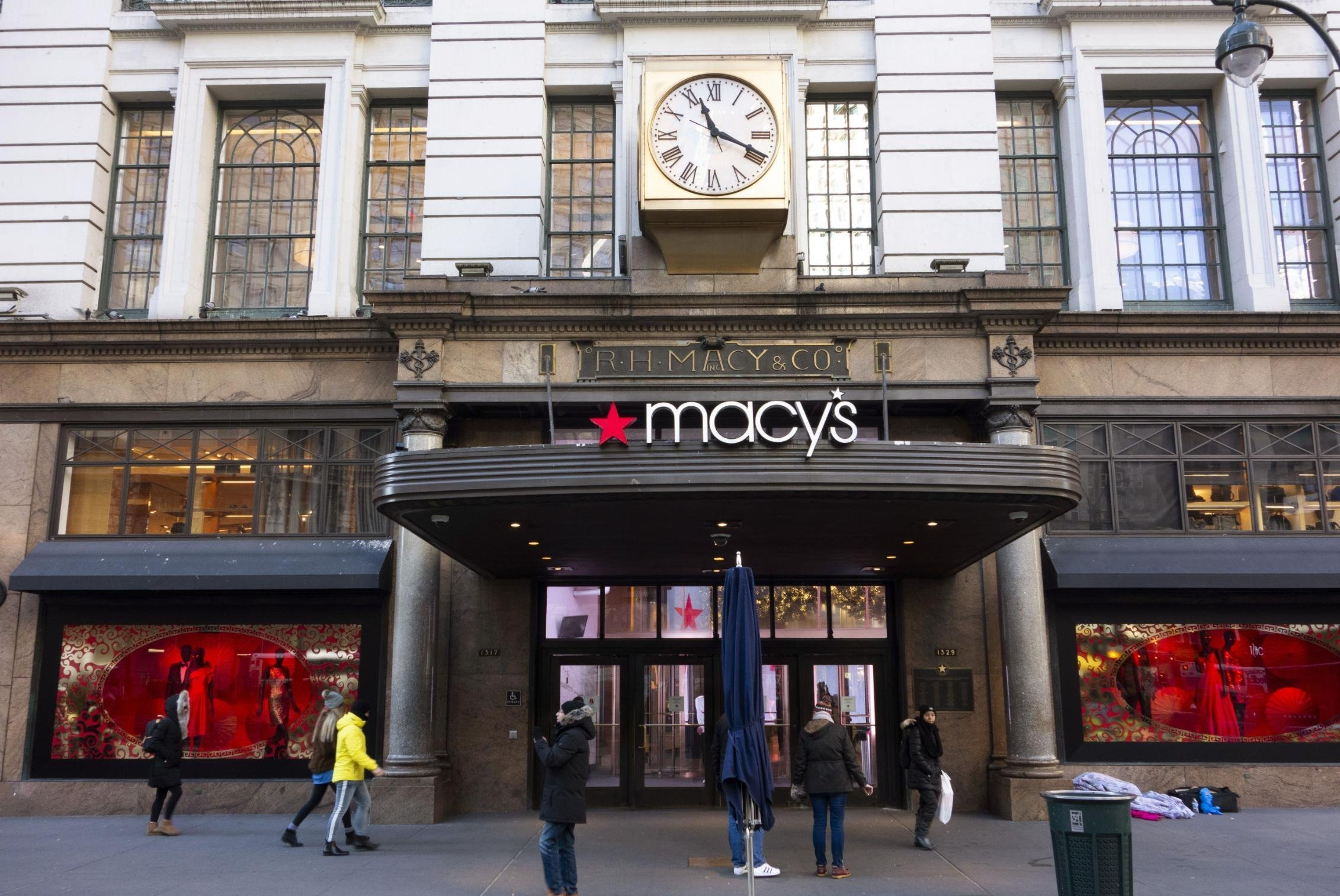 Macy's and Bloomingdale's will stop selling fur in 2021