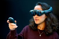 Magic Leap is pitching its AR headset to businesses — just like Microsoft