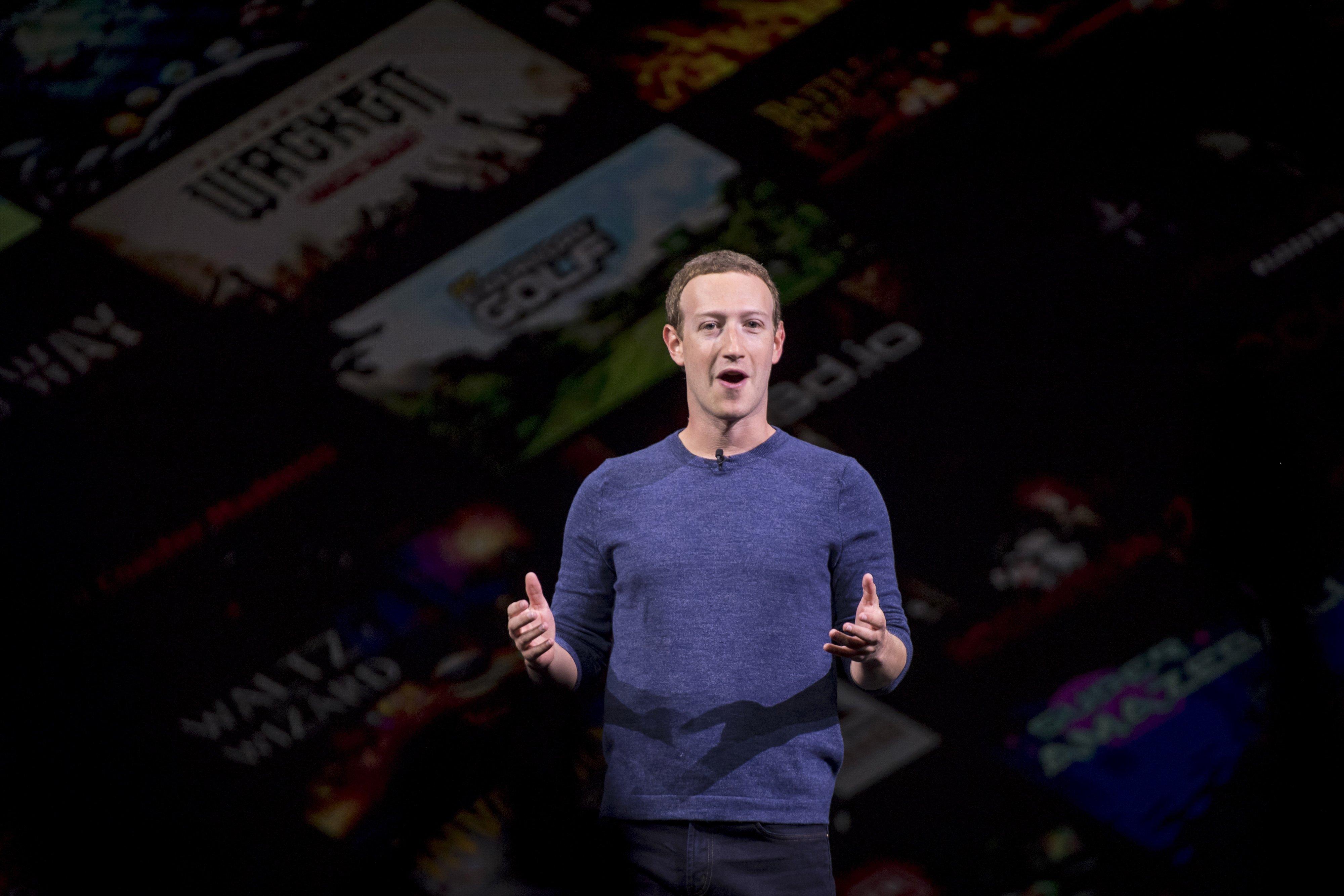 Mark Zuckerberg talks privacy and regulation