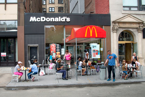 Image for How McDonald's plans to enforce its new mask policy